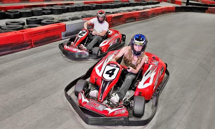 Malware and Go Kart Racing